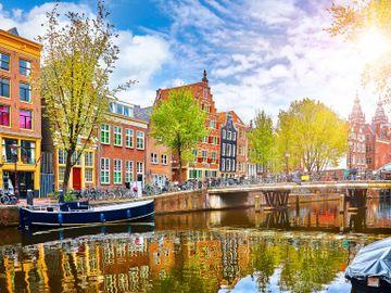 Pakkereiser til Amsterdam