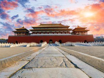 Fly til Beijing