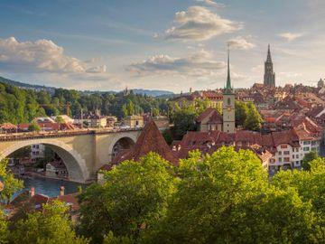Flygresor till Bern