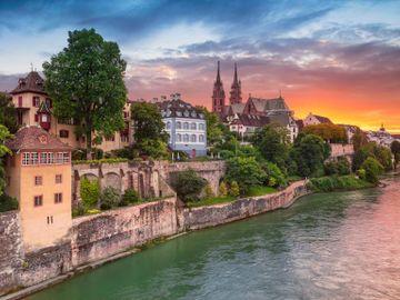 Flygresor till Basel