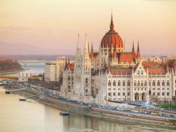 Pakkereiser til Budapest