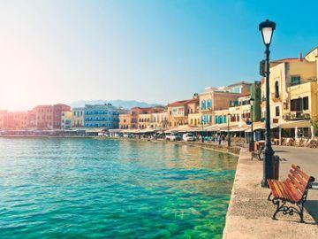 Pakkereiser til Kreta