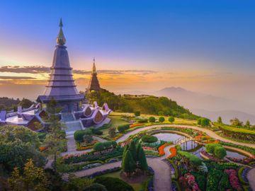 Fly til Chiang Mai