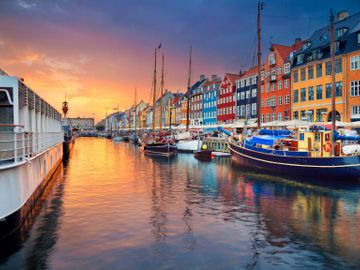 Flygresor till København
