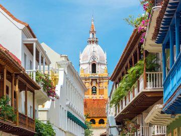 Fly til Cartagena