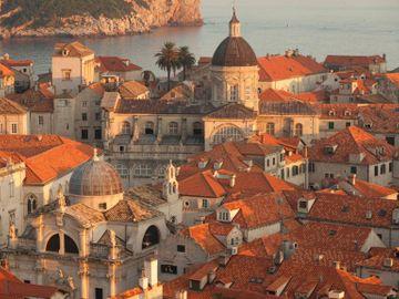 Fly til Dubrovnik