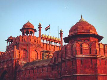 Flygresor till Delhi
