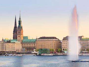 Flygresor till Hamburg
