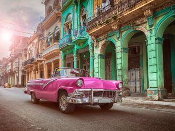 Pakkereiser til Cuba
