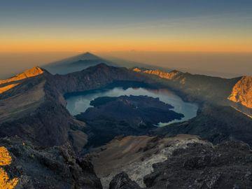 Fly til Lombok