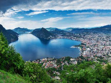 Flygresor till Lugano