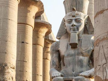 Fly til Luxor