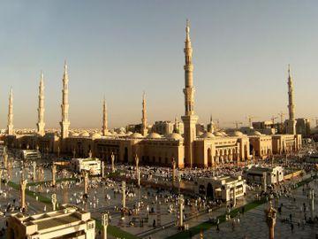 Flygresor till Medina