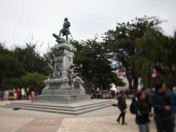 Fly til Punta Arenas