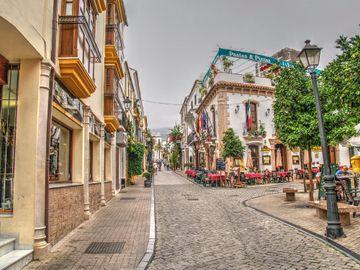 Pakkereiser til Marbella