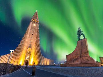 Pakkereiser til Reykjavik