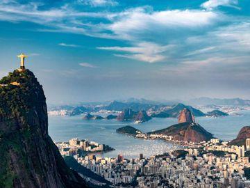 Fly til Rio de Janeiro
