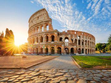 Fly til Roma