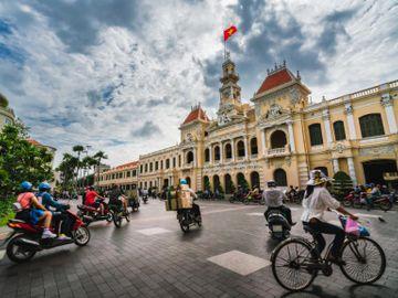 Flygresor till Ho Chi Minh (Saigon)