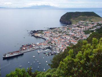 Pakkereiser til Azorene