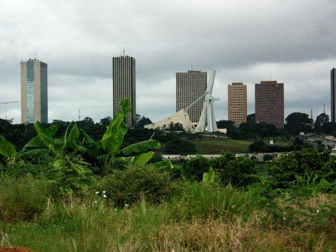 Flybilletter til Abidjan