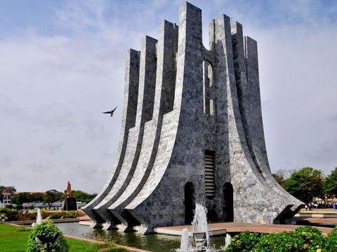 Flybilletter til Accra