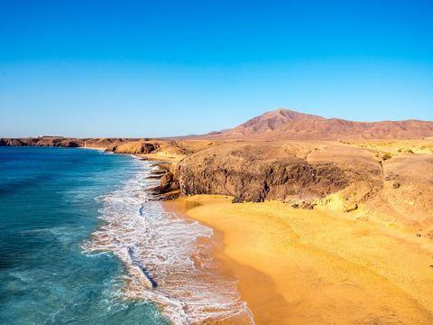 Flybilletter til Lanzarote