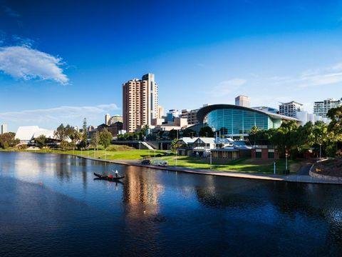 Flybilletter til Adelaide