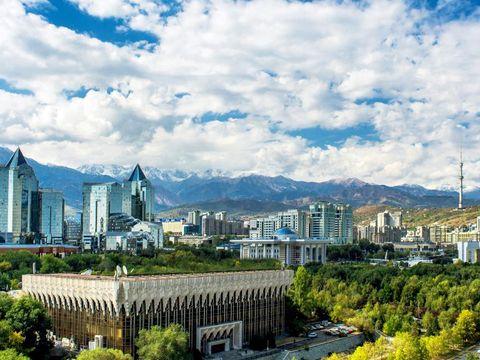 Flybilletter til Kasakhstan