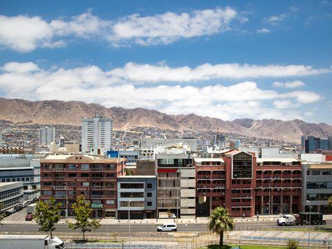 Flybilletter til Antofagasta