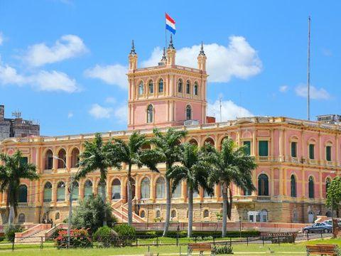 Flybilletter til Paraguay