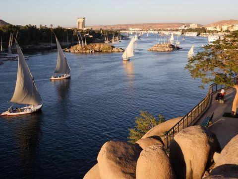 Flybilletter til Aswan