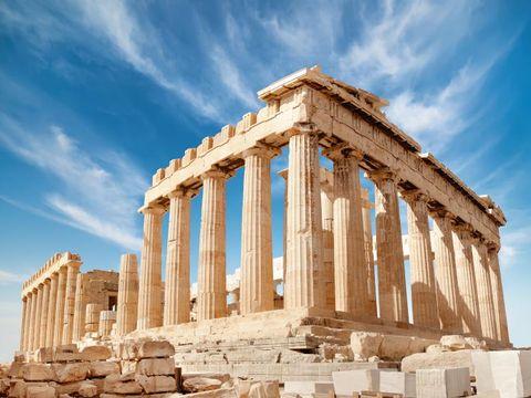 Flybilletter til Hellas