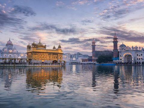 Flybilletter til Amritsar