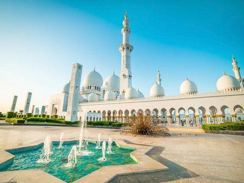 Flybilletter til Abu Dhabi