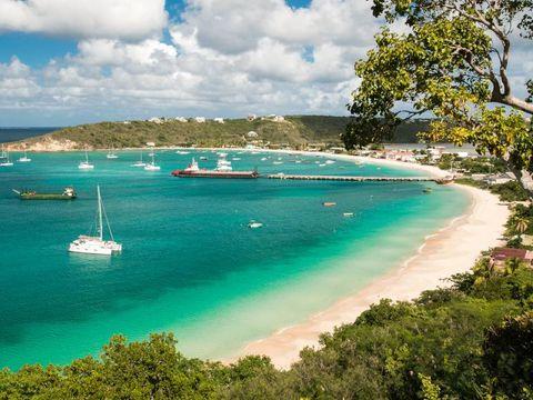 Flybilletter til Anguilla
