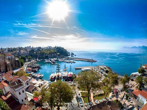 Flybilletter til Antalya