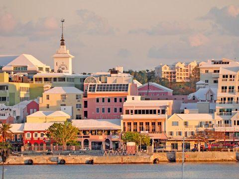 Flygresor till Bermuda