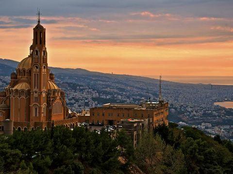 Flybilletter til Libanon