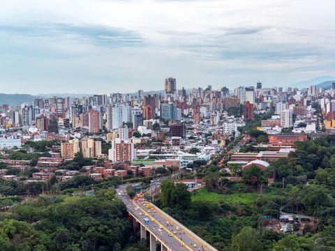 Flybilletter til Bucaramanga