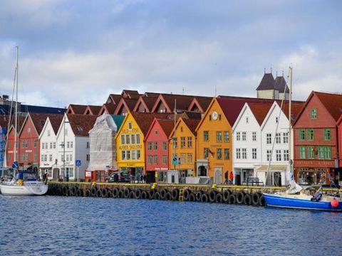 Fly til Bergen