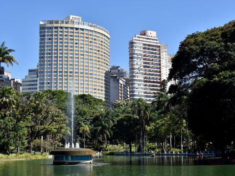 Flybilletter til Belo Horizonte