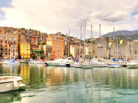 Flybilletter til Bastia, Korsika