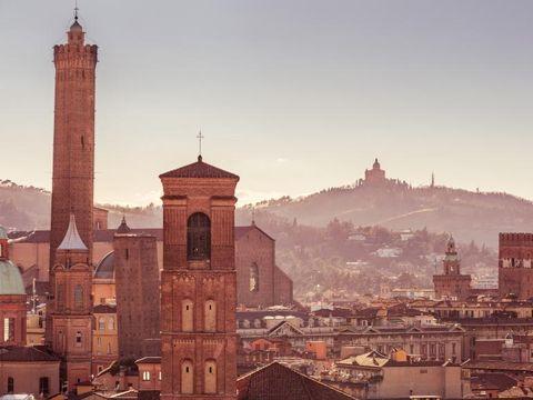 Flybilletter til Bologna