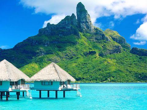 Flybilletter til Bora Bora