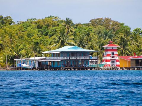 Flybilletter til Bocas del Toro