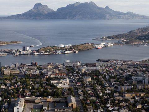 Flybilletter til Bodø