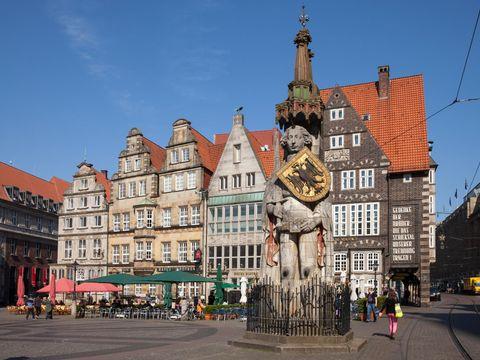 Flybilletter til Bremen