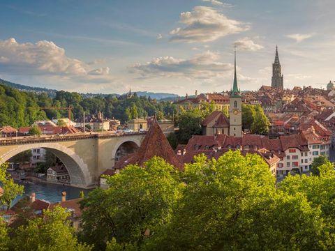 Flybilletter til Bern