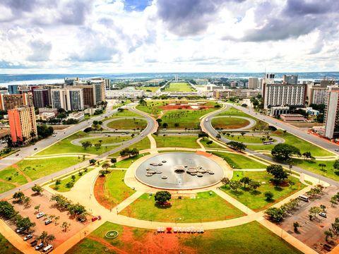 Flybilletter til Brasilia